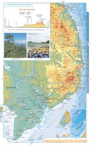 Miền Nam Trung Bộ và Nam Bộ