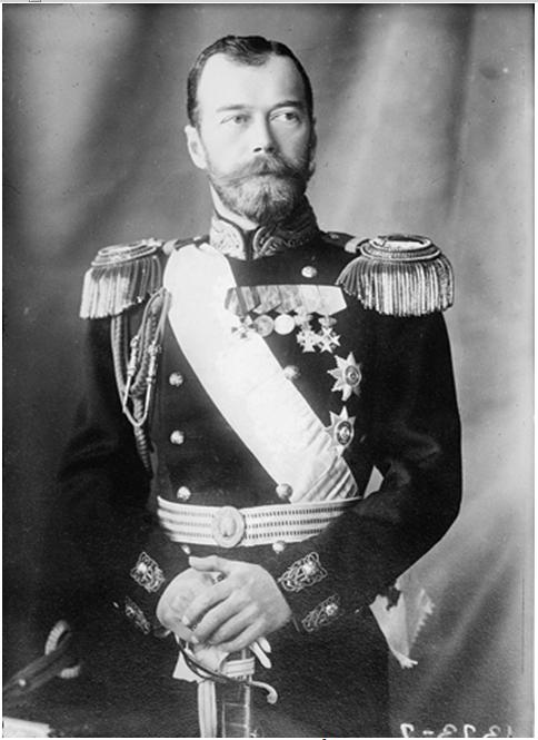 Nga hoàng Nicholas II