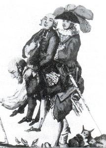 Hình 1: Tình cảnh nông dân Pháp trước cách mạng