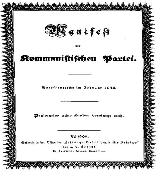 Hình 5: Trang bìa của Tuyên ngôn độc lập