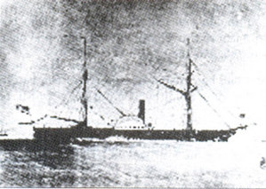 Hình 1: Tàu thủy Phơn-tơn