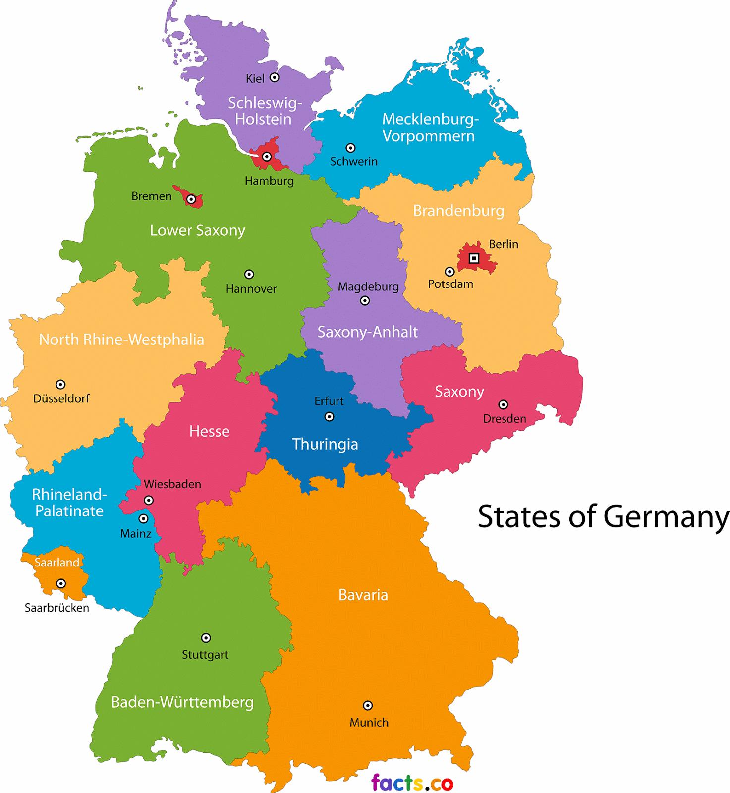 Lược đồ Cộng hòa Liên Bang Đức