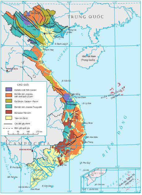 Cấu trúc địa chất