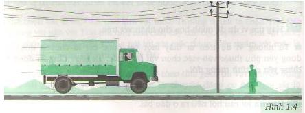 Hình 1.4 bài 10 trang 6 SGK Vật lí 8