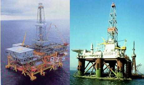 Hình 2: Khai thác dầu mỏ