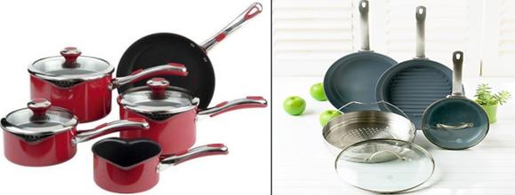 Hình 2: Dụng cụ nấu ăn chống dính