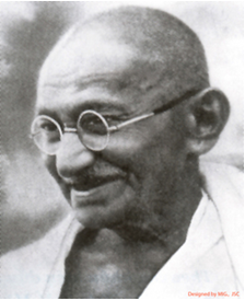 Hình 3: M. Gan-đi (1869- 1948)
