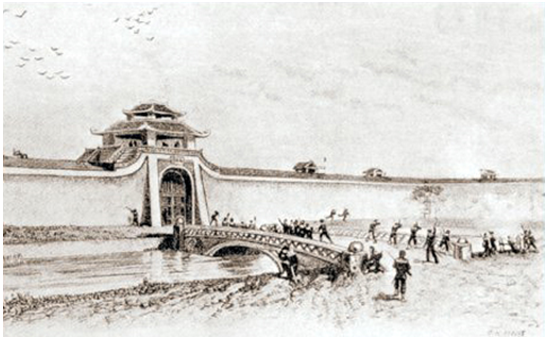 Pháp tấn công thành Hà Nội lần thứ nhất (1873)