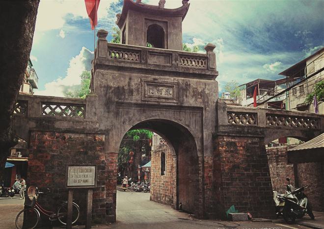 Di tích lịch sử Ô Quang Chưởng (Hà Nội)