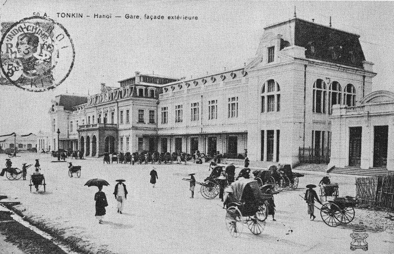Ga Hàng Cỏ (Hà Nội - 1900)