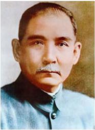 Hình 3: Tôn Trung Sơn (1866- 1925)