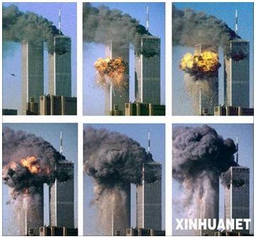 Hình 3: Vụ khủng bố ngày 11/09/2001