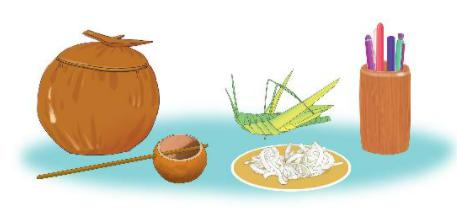 [Sách chân trời] Soạn tiếng việt 2 tập 2 bài 3: Cây dừa