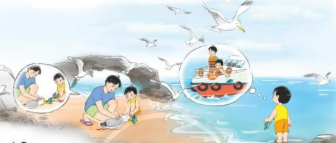 [Sách chân trời] Soạn tiếng việt 2 tập 2 bài 6: Cuộc giải cứu bên bờ biển