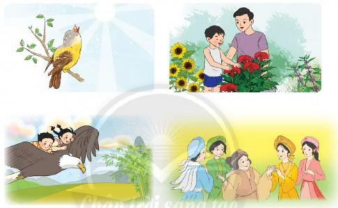 [Sách chân trời] Soạn tiếng việt 2 tập 2 bài: Ôn tập giữa học kì II (1)