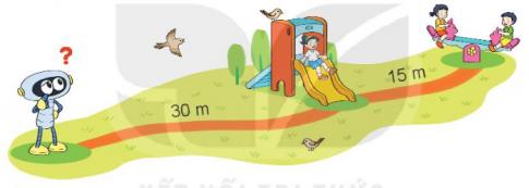 [Kết nối tri thức và cuộc sống] Giải toán 2 bài 55: Đề-xi-mét. Mét. Ki-lô-mét