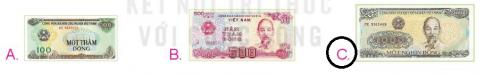[Kết nối tri thức và cuộc sống] Giải toán 2 bài 56: Giới thiệu tiền Việt Nam