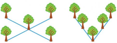 [Kết nối tri thức và cuộc sống] Giải toán 2 bài 72: Ôn tập hình học
