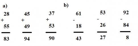 [Kết nối tri thức và cuộc sống] Giải toán 2 bài 69: Ôn tập phép cộng, phép trừ trong phạm vi 1 000