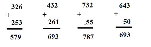 [Kết nối tri thức và cuộc sống] Giải toán 2 bài 59: Phép cộng (không nhớ) trong phạm vi 1 000