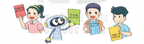 [Kết nối tri thức và cuộc sống] Giải toán 2 bài 53: So sánh các số có ba chữ số