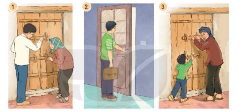 [Kết nối tri thức và cuộc sống] Giải tiếng việt 2 bài 29: Cánh cửa nhớ bà