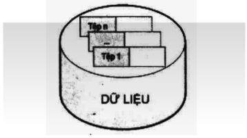 Hình 2.1. Mức vật lý của CSDL