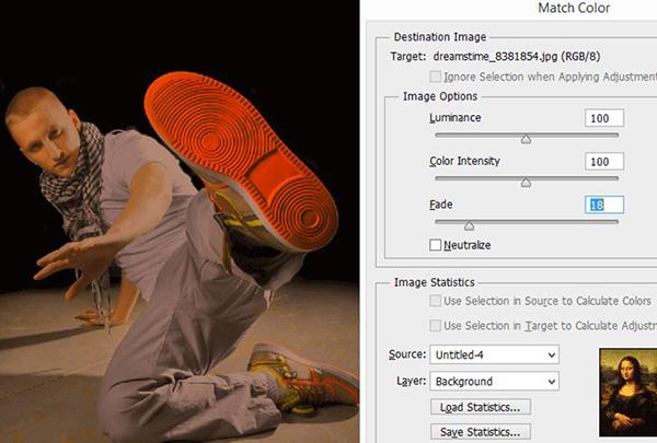 Tăng cường màu giúp bức ảnh thêm phần sinh động