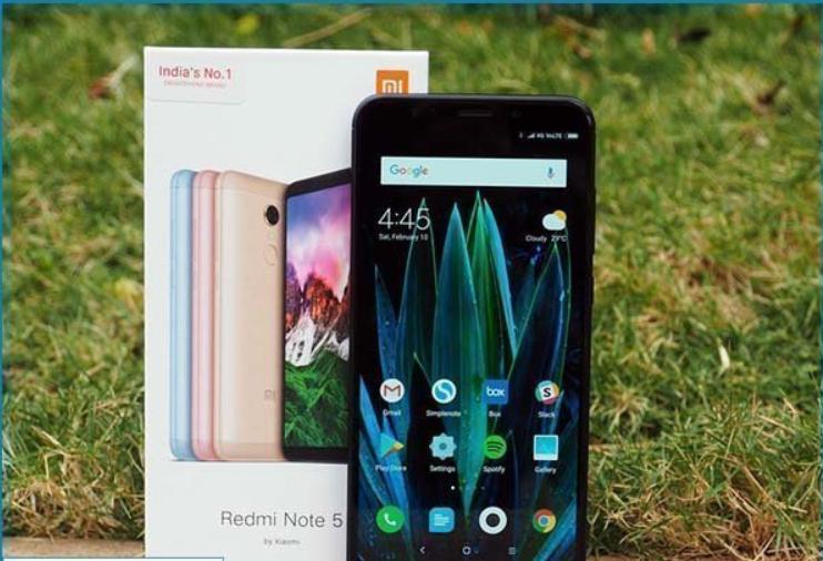 Cài đặt nút chụp màn hình trên Xiaomi Redmi Note 5, Note 5 Pro