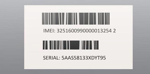 Kiểm tra mã số IMEI trên điện thoại
