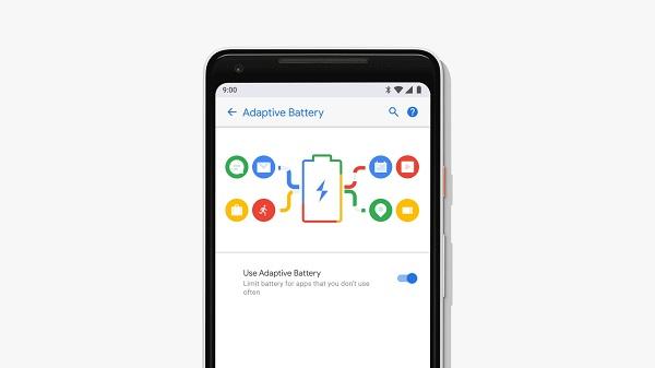 Tính năng  Adaptive Battery