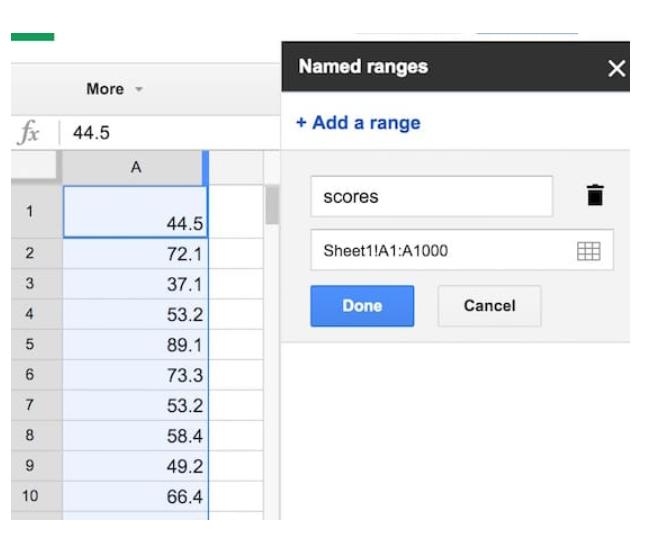 Cách tạo biểu đồ tần suất và đường phân phối chuẩn