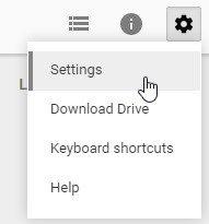 Cài đặt Google Docs