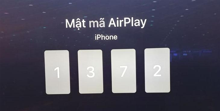 Mật mã Airplay