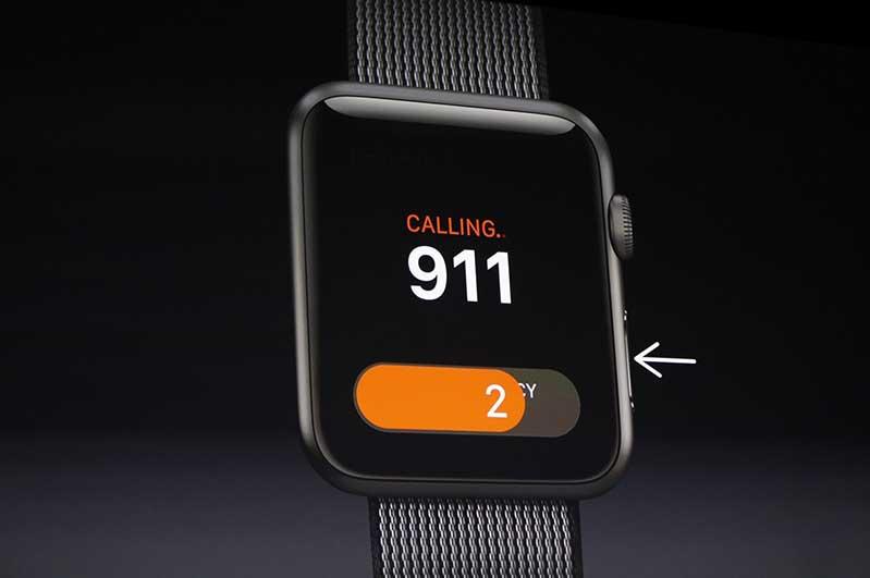 Kết nối iWatch với iPhone