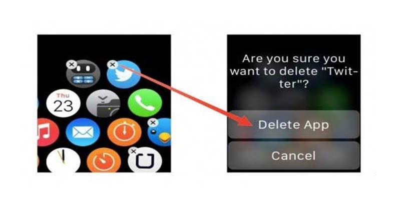 Thêm hoặc xóa ứng dụng