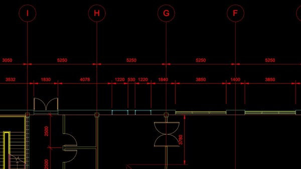 Offset đối tượng trong CAD từ một điểm đã được chỉ định