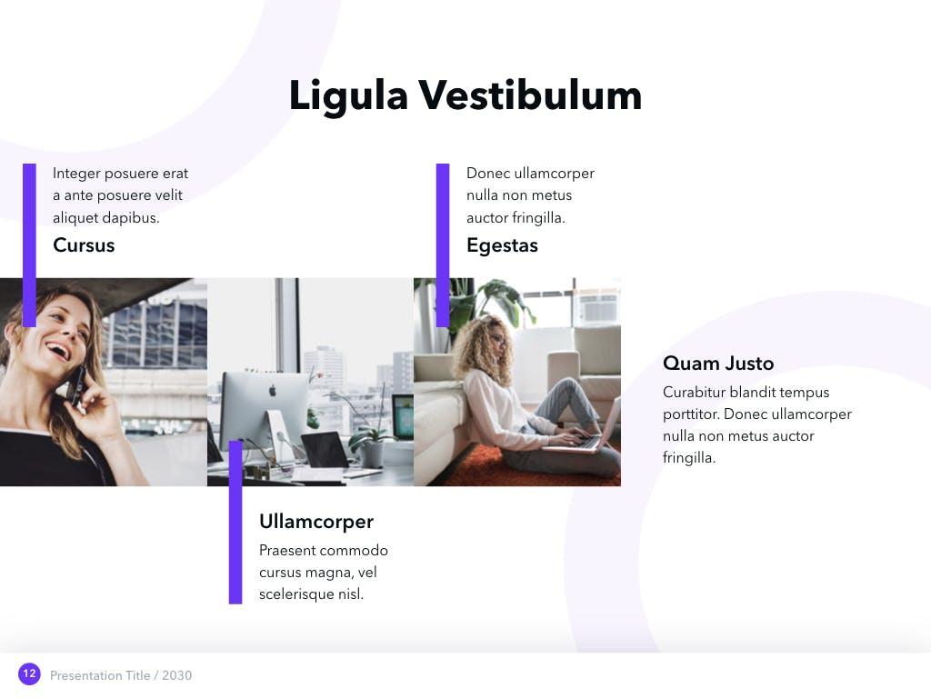 Thiết lập bảng kế hoạch Marketing trên PowerPoint