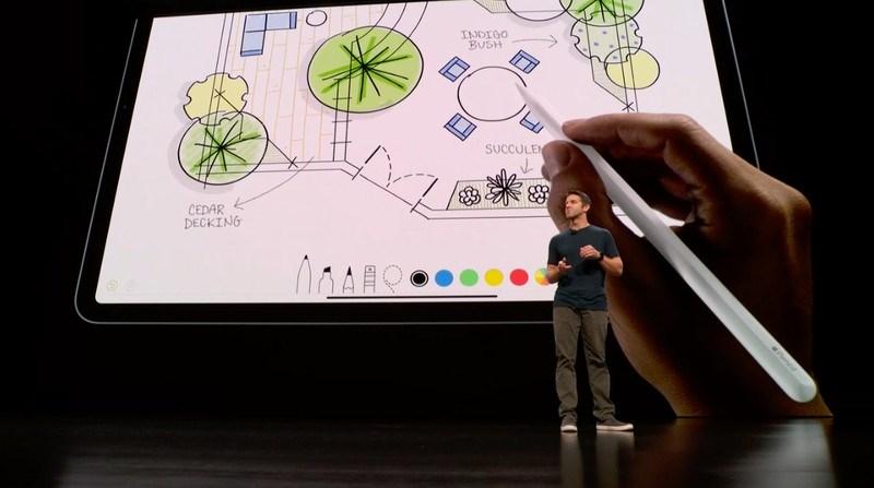 Kết nối với Apple Pencil 2