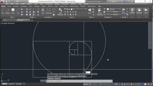 Lệnh Rec trong CAD được dùng để vẽ hình chữ nhật, hình tứ giác trong bản vẽ Cad