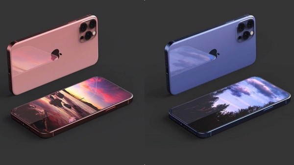 Sản phẩm iPhone 12 ra mắt với nhiều kích thước