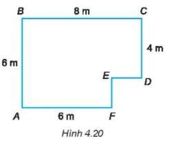 [KNTT] Giải SBT toán 6 tập 1 bài 20: Chu vi và diện tích của một số tứ giác đã học