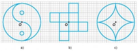 [KNTT] Giải SBT toán bài 22: Hình có tâm đối xứng