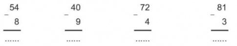 [KNTT] Giải VBT Toán 2 bài 22: Phép trừ (có nhớ) số có hai chữ số cho số có một chữ số