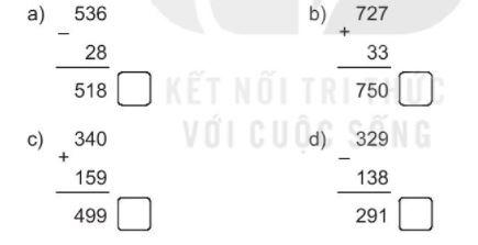 [KNTT] Giải VBT Toán 2 bài 63: Luyện tập chung
