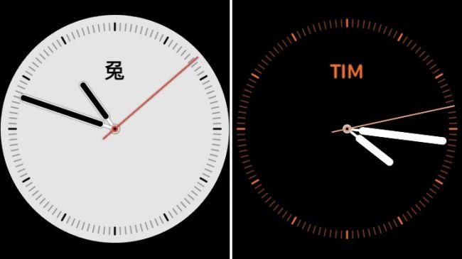 Thêm Monogram vào mặt đồng hồ của bạn