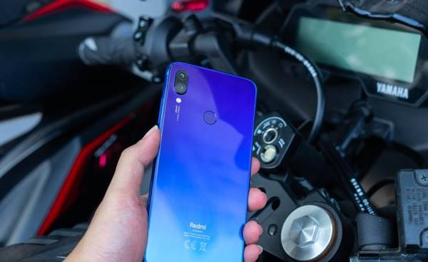 Redmi Note 7 sở hữu màn hình 6,3 inch độ phân giải full HD+