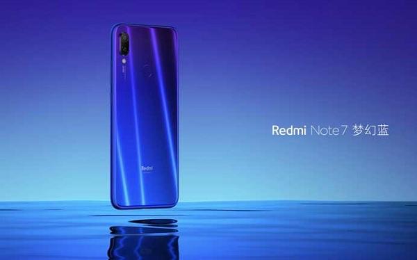Xiaomi Redmi Note 7 được trang bị tính năng chống nước ưu việt
