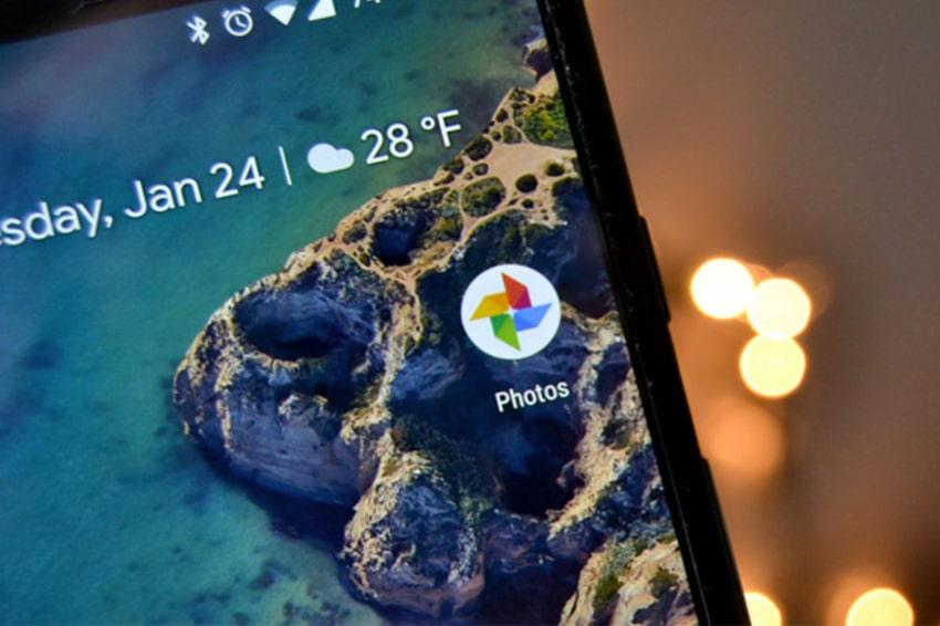 Icon Google Photos trên Android
