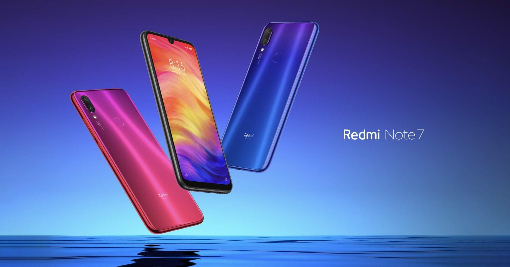 """Dòng Redmi Note giống như phiên bản """"nâng cấp nhẹ"""" của Redmi series với màn hình lớn hơn"""